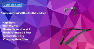 boAt Bassheads 950 Wired Headset with Mic (Silver Surfer, On